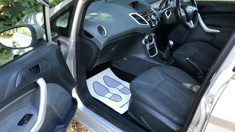 Ford Fiesta 1.6 TDCi DPF Titanium 5dr