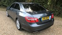Mercedes-Benz E Class 2.1 E220 TD CDI BlueEFFICIENCY Sport 7G-Tronic Plus (s/s) 4dr