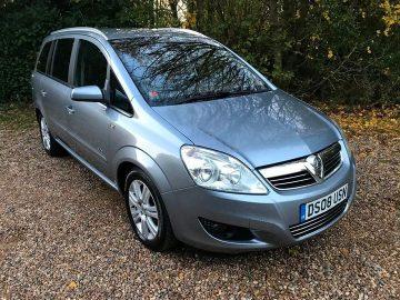 Vauxhall Zafira 1.9 CDTi Elite 5dr