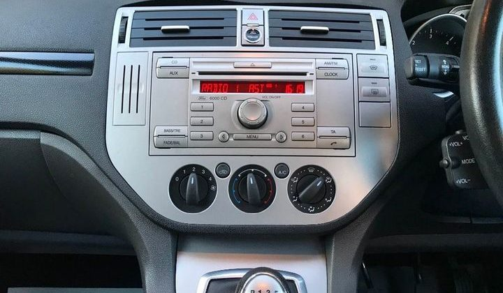 Ford Kuga 2.0 TDCi Zetec 4×4 5dr