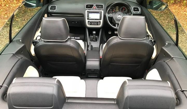 Volkswagen EOS 2.0 TDI Individual Cabriolet 2dr