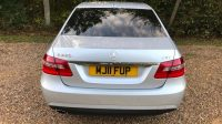 Mercedes-Benz E Class 2.1 CDI BlueEFFICIENCY Sport 4dr