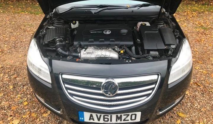 Vauxhall Insignia 2.0 CDTi ecoFLEX Exclusiv (s/s) 5dr