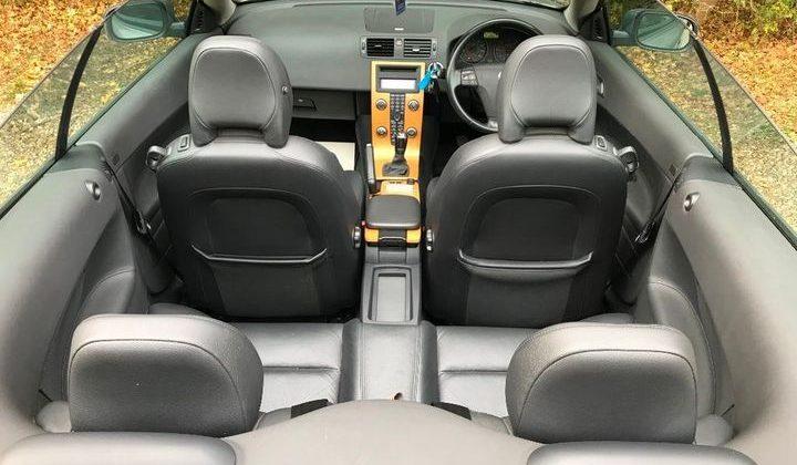 Volvo C70 2.0 D SE Lux 2dr