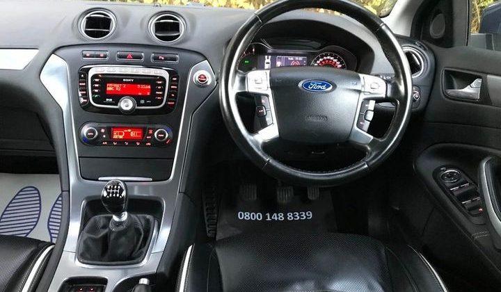 Ford Mondeo 2.0 TDCi Titanium X 5dr
