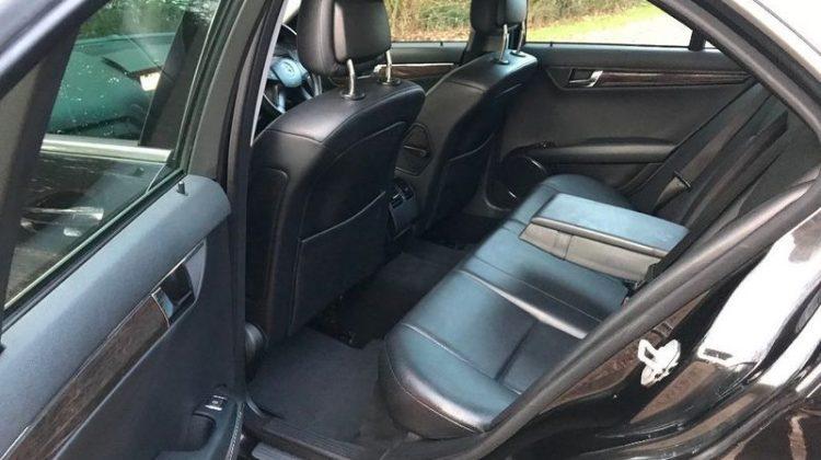 Mercedes-Benz C Class 2.1 C200 CDI Elegance 4dr