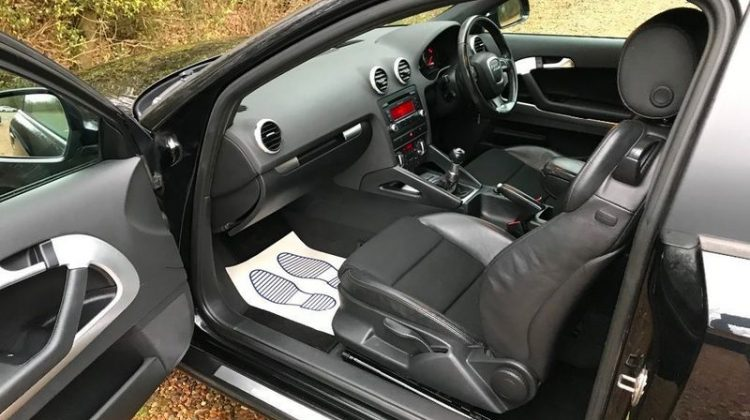 Audi A3 2.0 TDI S line 3dr