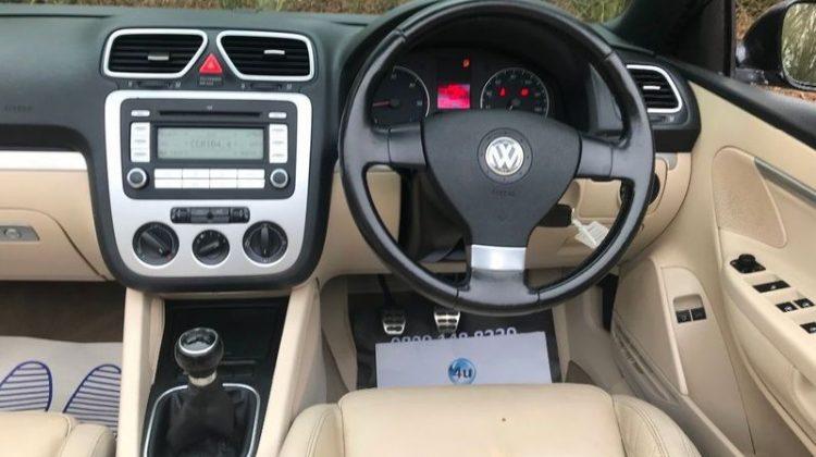 Volkswagen EOS 2.0 TDI Sport Cabriolet 2dr