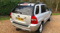 KIA Sportage 2.0 CRDi XS 4WD 5dr
