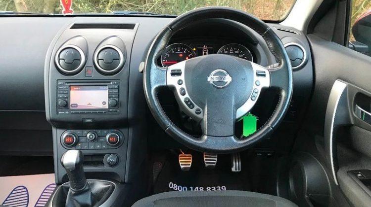 Nissan Qashqai 1.6 N-TEC+ 2WD 5dr
