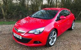 Vauxhall Astra Gtc 2.0 CDTi 16v SRi (s/s) 3dr