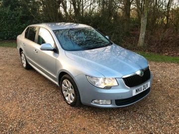 Skoda Superb 2.0 TDI CR DPF S 5dr