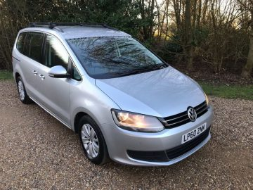 Volkswagen Sharan 2.0 TDI BlueMotion Tech SE 5dr