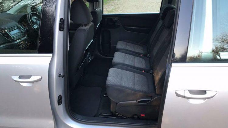 Volkswagen Sharan 2.0 TDI BlueMotion Tech SE 5dr