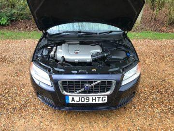 Volvo V70 2.4 D SE Geartronic 5dr