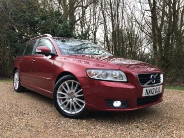 Volvo V50 1.6 D DRIVe SE Lux (s/s) 5dr