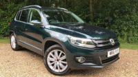 Volkswagen Tiguan 2.0 TDI BlueMotion Tech Sport 4WD (s/s) 5dr