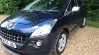 Peugeot 3008 1.6 HDi FAP Exclusive 5dr