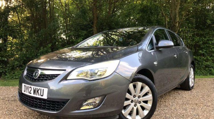 Vauxhall Astra 2.0 CDTi 16v Elite 5dr