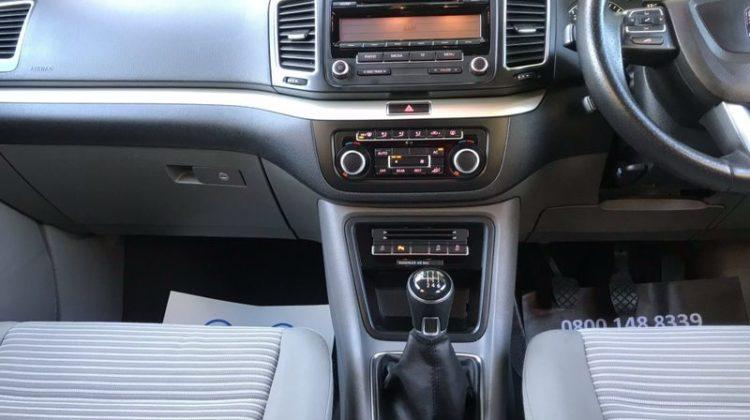 SEAT Alhambra 2.0 TDI Ecomotive CR SE 5dr