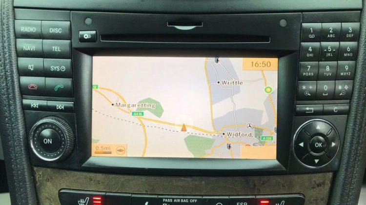 Mercedes-Benz CLS 3.0 CLS320 CDI 7G-Tronic 4dr