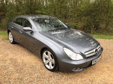 Mercedes-Benz CLS 3.0 CLS320 CDI 7G-Tronic 4dr