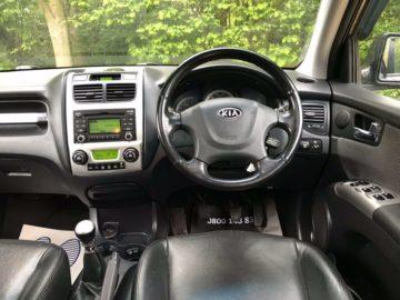 KIA Sportage 2.0 CRDi Titan 4WD 5dr