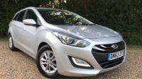 Hyundai i30 1.6 CRDi Blue Drive Active 5dr (ISG)