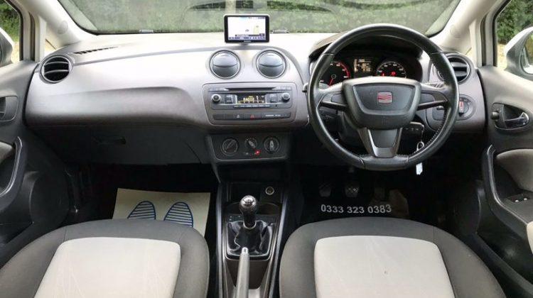 SEAT Ibiza 1.4 16v Toca ST 5dr