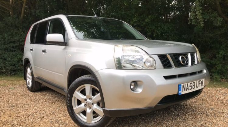 Nissan X-Trail 2.0 dCi Sport Expedition 5dr