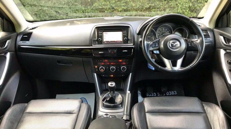 Mazda CX-5 2.2 TD Sport Nav 2WD 5dr