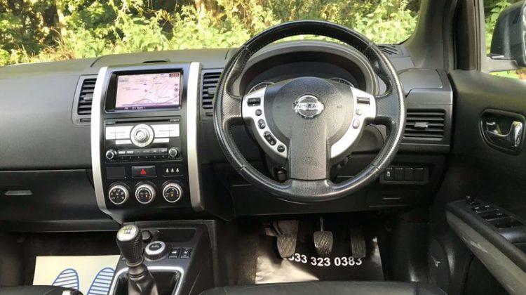 Nissan X-Trail 2.0 dCi Tekna 5dr