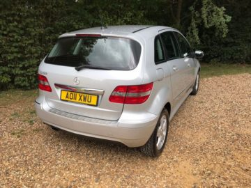 Mercedes-Benz B Class 1.5 B160 BlueEFFICIENCY SE 5dr