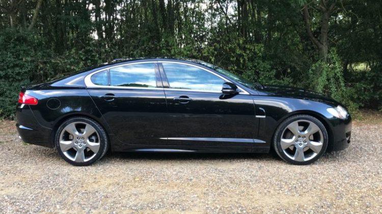 Jaguar XF 3.0 TD V6 S Portfolio 4dr