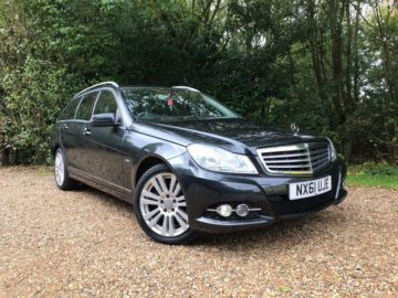 Mercedes-Benz C Class 2.1 C250 CDI BlueEFFICIENCY Elegance 5dr