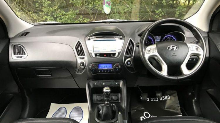 Hyundai ix35 2.0 CRDi 16v Premium 4WD 5dr
