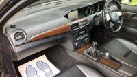 Mercedes-Benz C Class 2.1 C250 CDI BlueEFFICIENCY Elegance 5dr