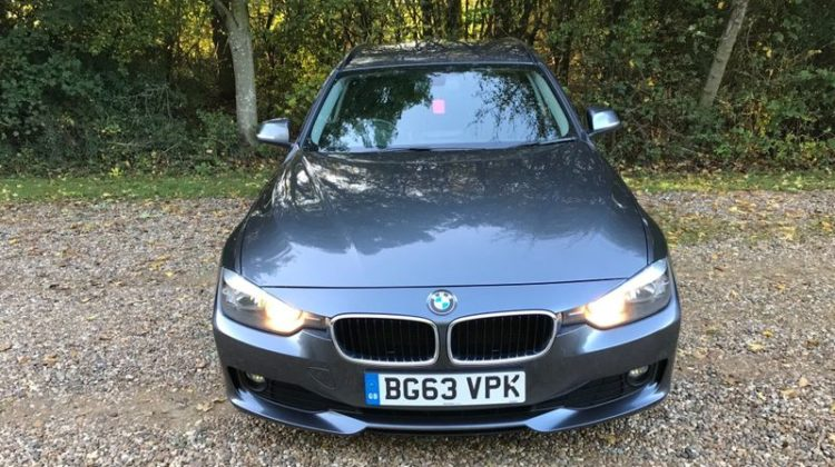 BMW 3 Series 2.0 320d EfficientDynamics Business Edition Touring (s/s) 5dr