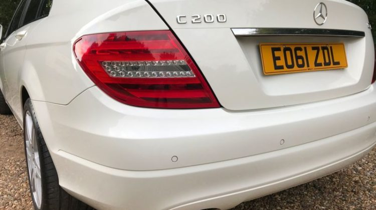 Mercedes-Benz C Class 2.1 C200 CDI BlueEFFICIENCY SE Edition 125 4dr