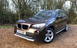 BMW X1 (2010) 2.0 20d SE sDrive 5dr