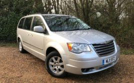 Chrysler Grand Voyager (2011) 2.8 CRD Touring 5dr