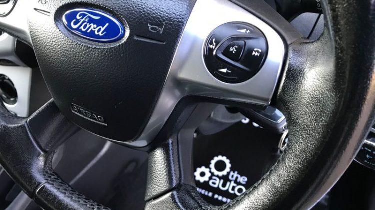Ford Focus 1.6 TDCi Zetec 5dr