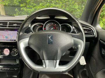 DS Automobiles DS 3 (2016) 1.2 PureTech DStyle Nav (s/s) 3dr