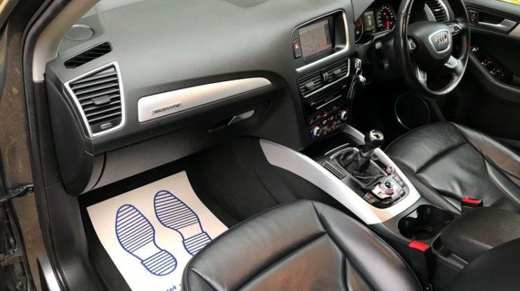 Audi Q5 (2013) 2.0 TDI SE quattro (s/s) 5dr