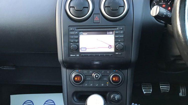 Nissan Qashqai (2012) 1.5 dCi n-tec+ 2WD 5dr