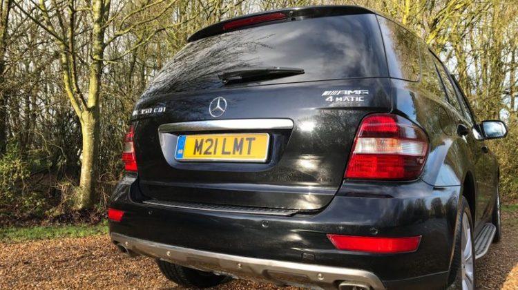 Mercedes-Benz M Class (2010) 3.0 ML350 CDI BlueEFFICIENCY Sport 5dr