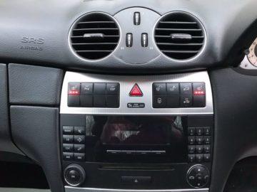 Mercedes-Benz CLK (2009) 2.1 CLK220 CDI Sport 2dr