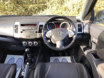Peugeot 4007 (2008) 2.2 HDi SE 5dr