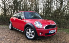 MINI Hatch (2010) 1.4 First 3dr