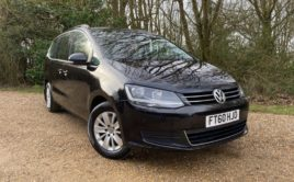 Volkswagen Sharan 2011 (60 reg) 2.0 TD BlueMotion Tech SE DSG 5dr